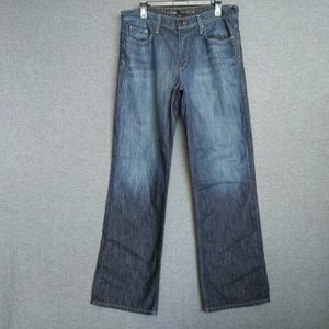 Joe's Jeans Rebel Straight Relaxed 34 x 34